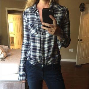 Excellent Condition Paige Button Down Size XS